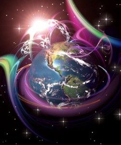 Positive global events are occurring.