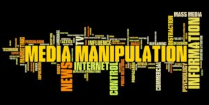 Mainstream media information is limited and distorted.